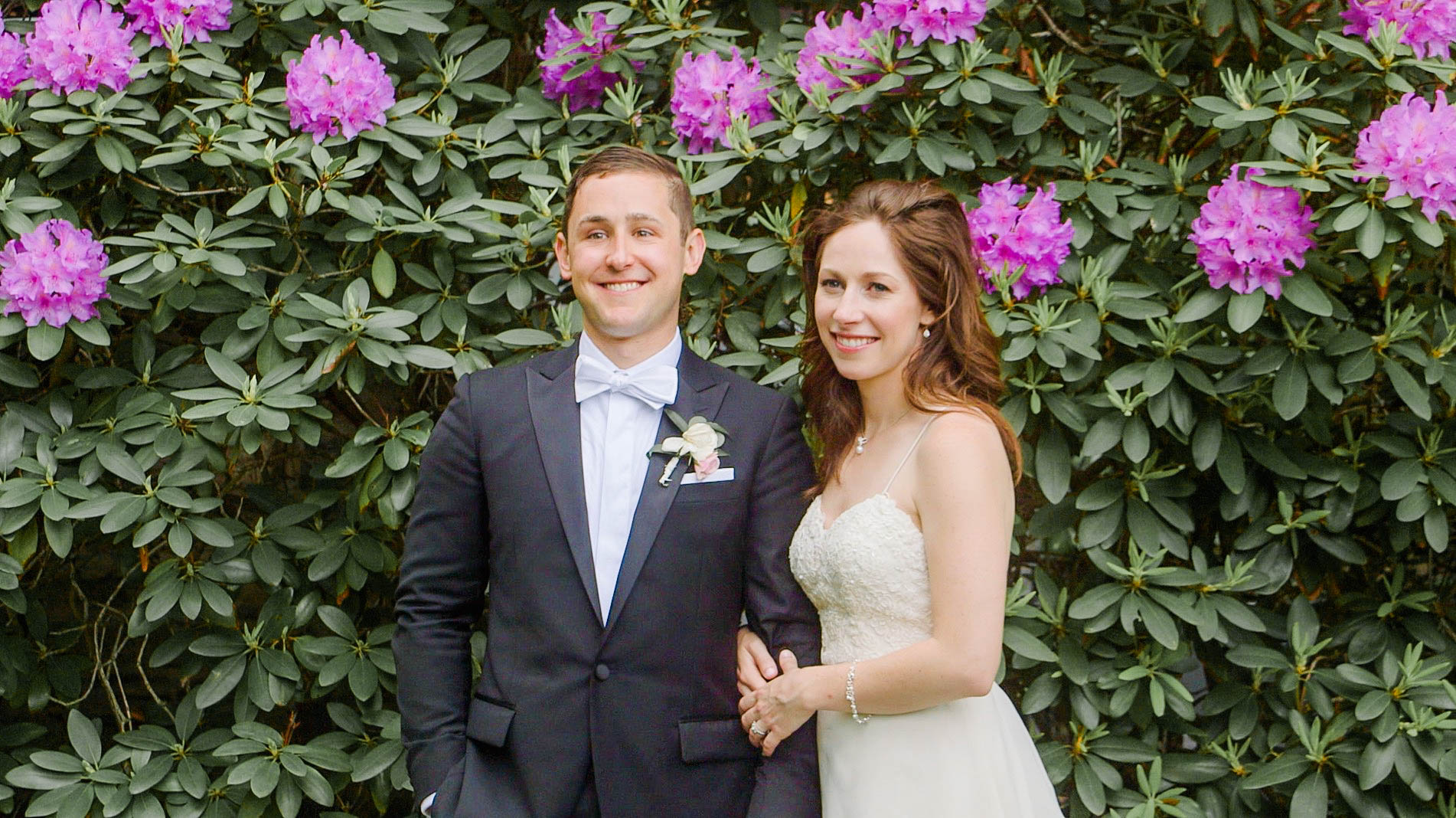 Sarah + Austin | Portland, Connecticut | Saint Clements Castle