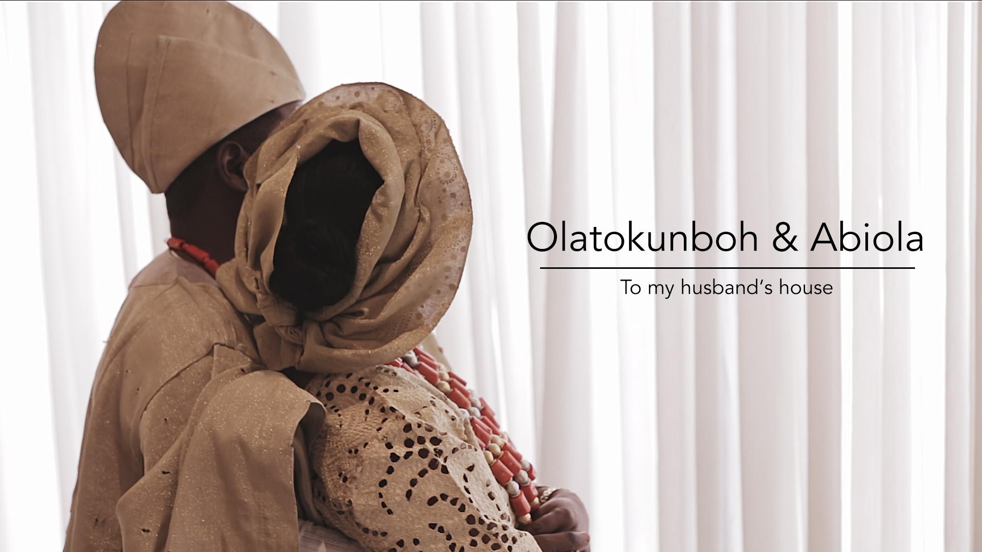Olutakunboh + Abiola | Mississauga, Canada | Roma's Hospitaly Centre