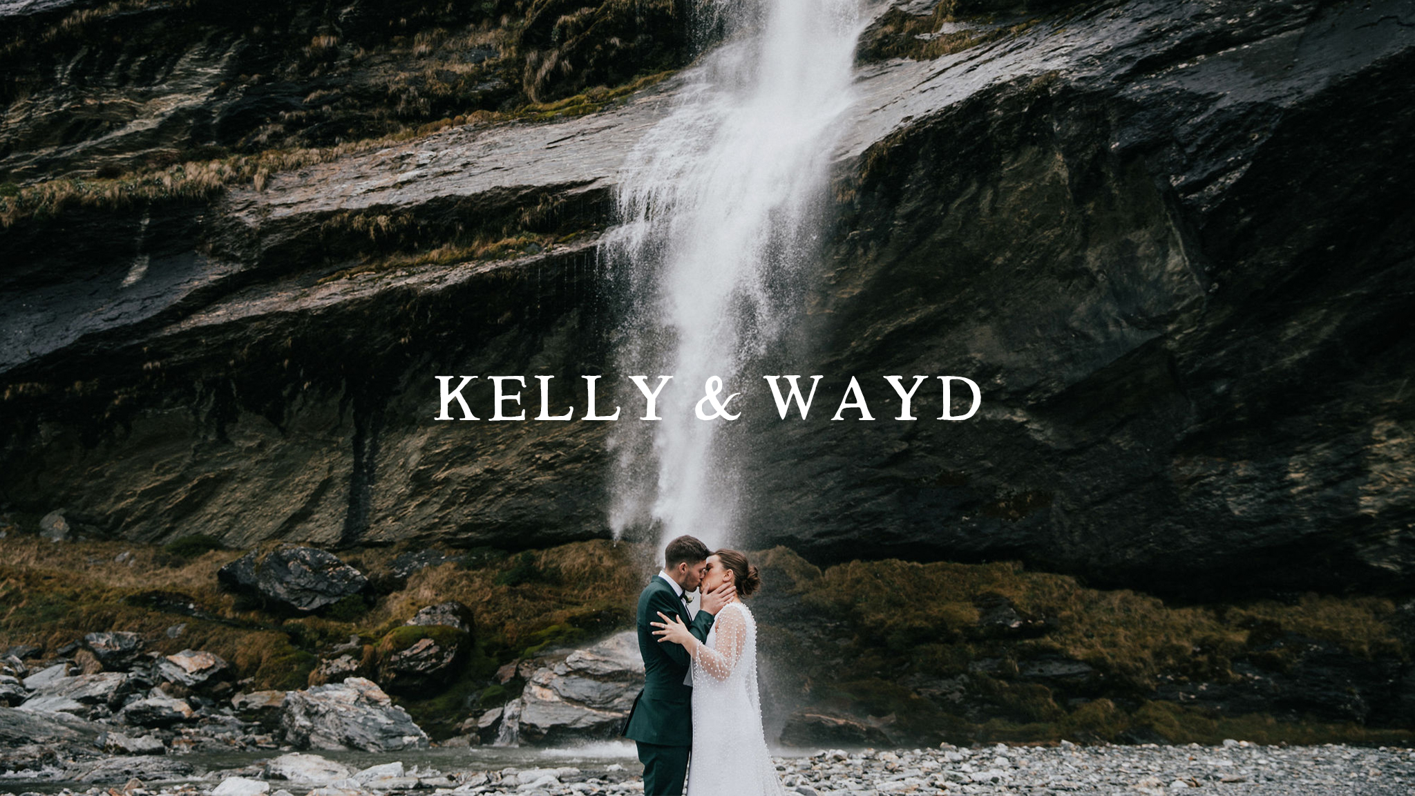 Kelly + Wayd | Queenstown, New Zealand | NZ High Country