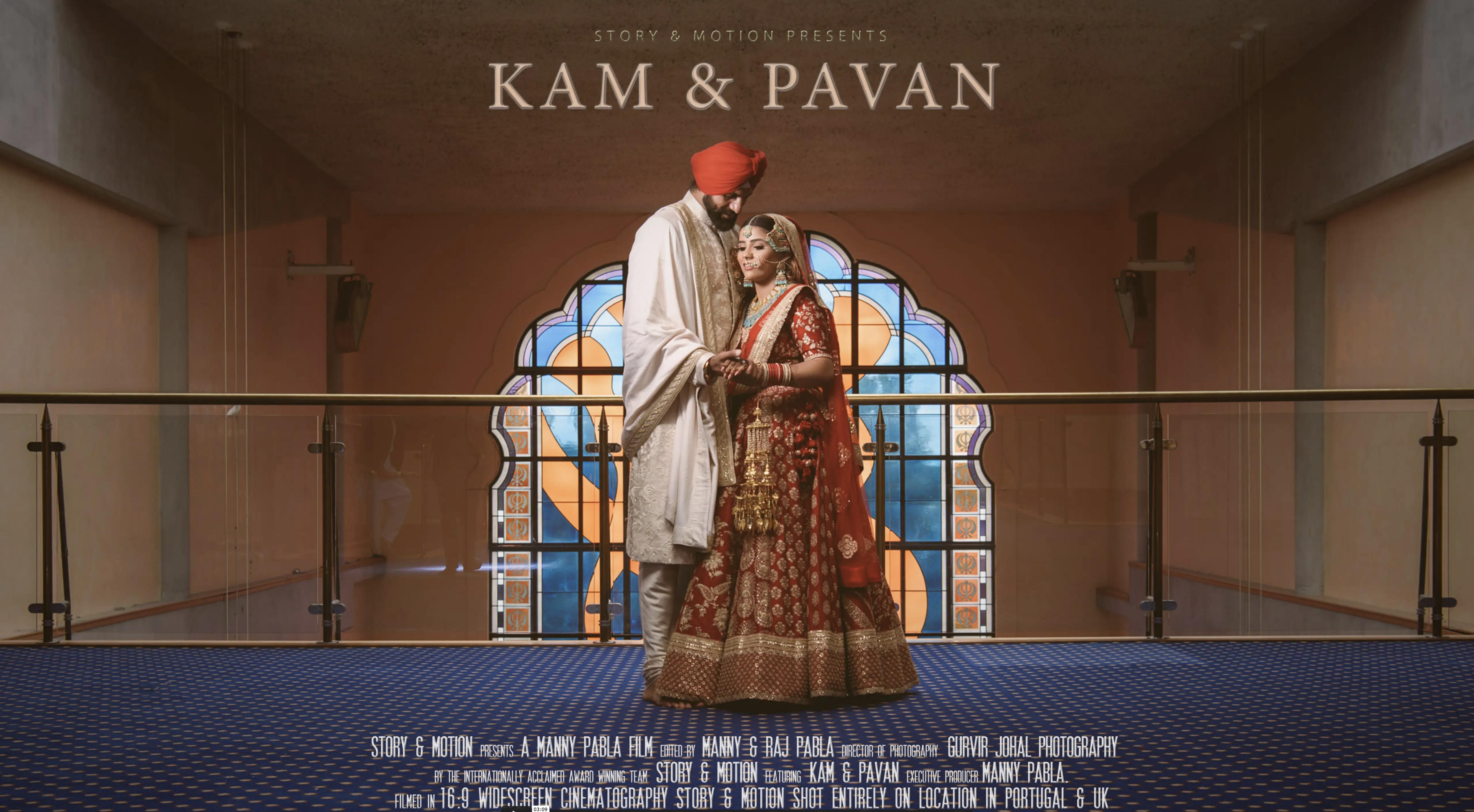 Kam + Pavan | London, United Kingdom | Sofitel T5