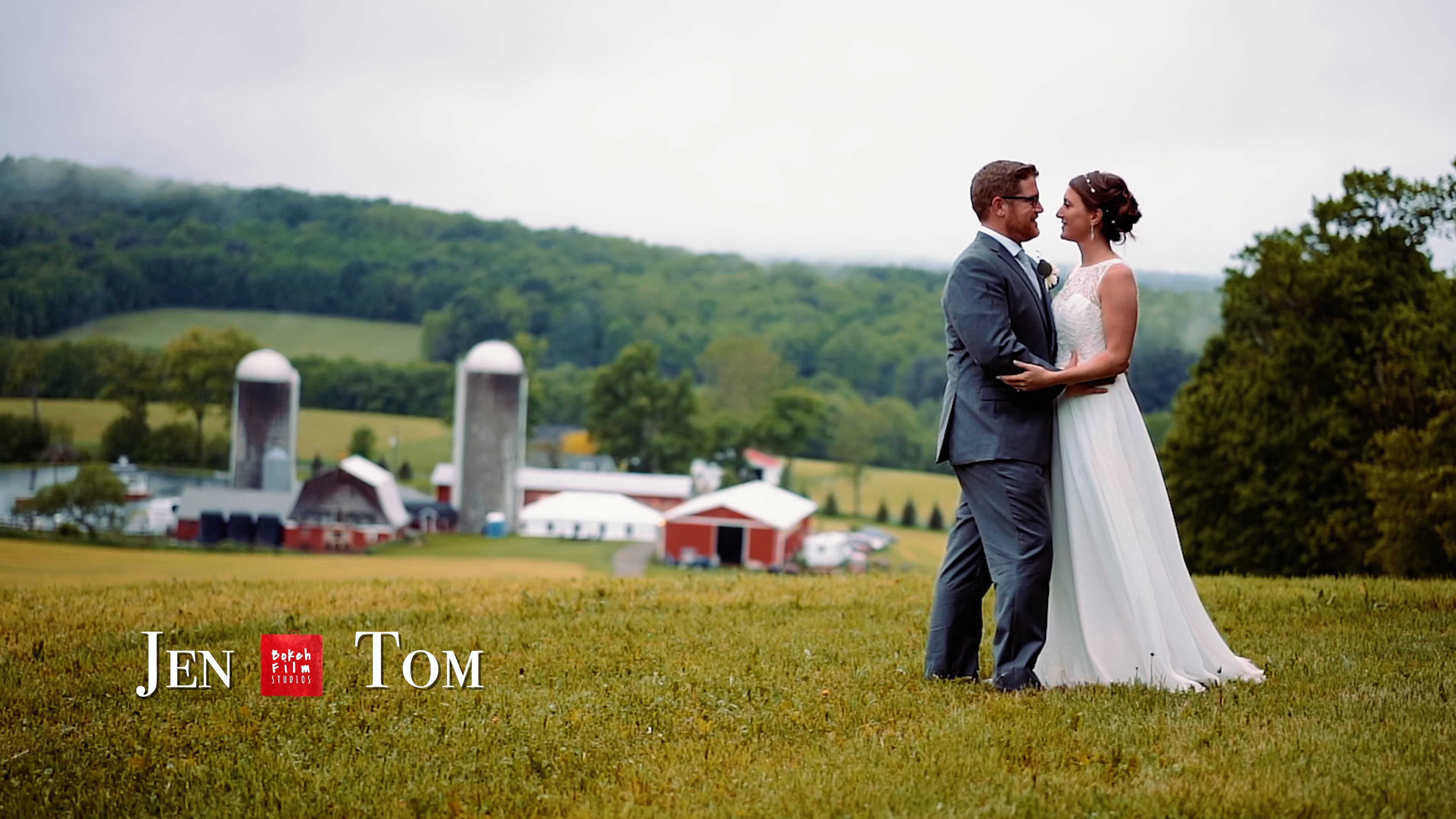 Thomas + Jen | South New Berlin, New York | Gilbertsville Farm house