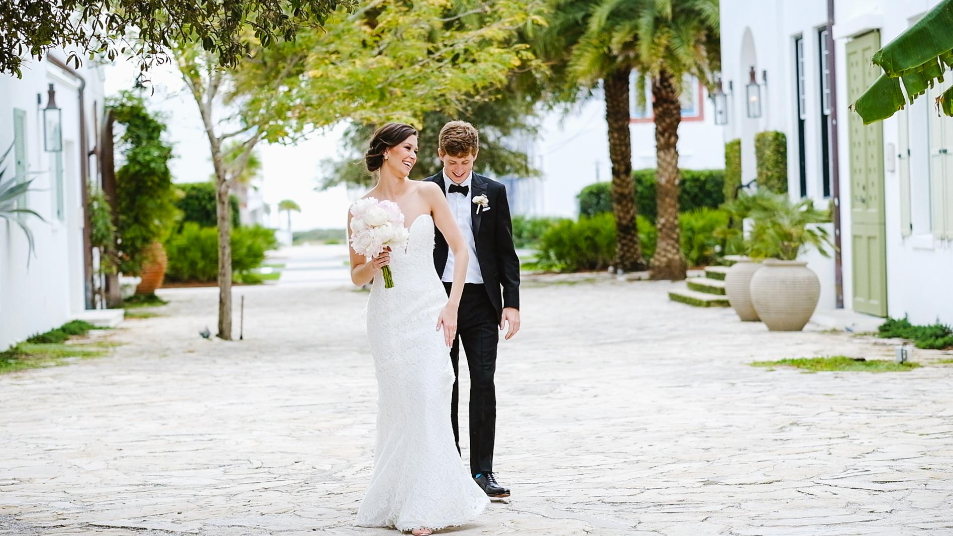 Betsy + Brooks | Alys Beach, Florida | Alys Beach