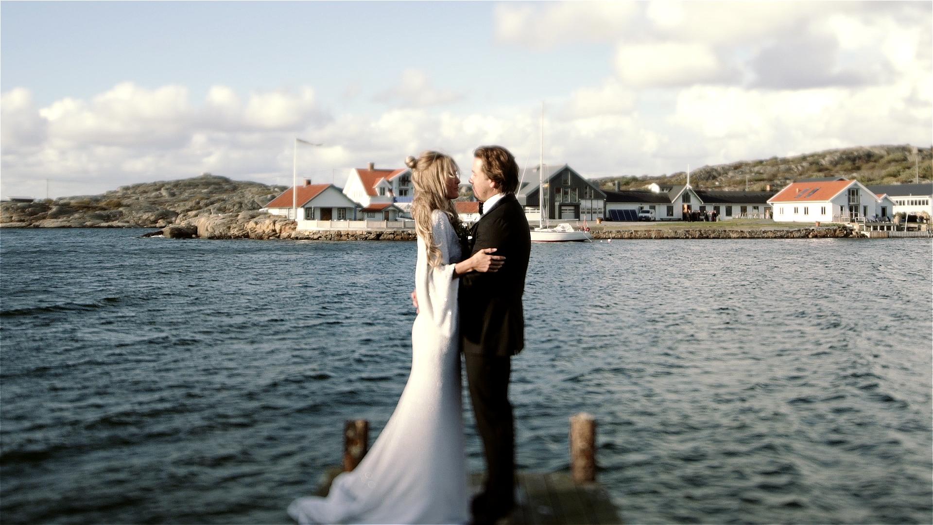 Emelie + Fredrik | Marstrand, Sweden | Sillsalteriet