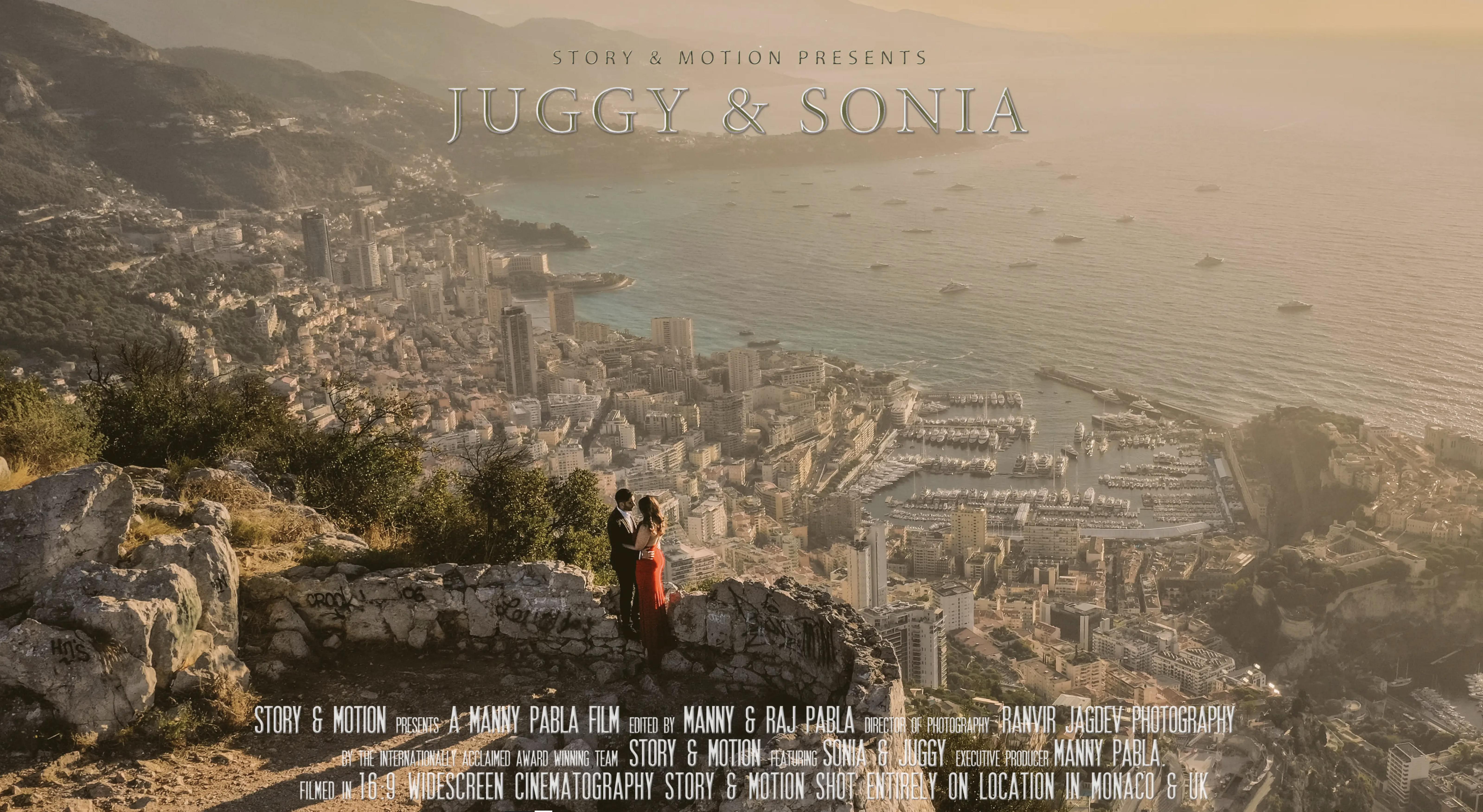 Sonia  + Juggy | Birmingham, United Kingdom | Prestige Suite