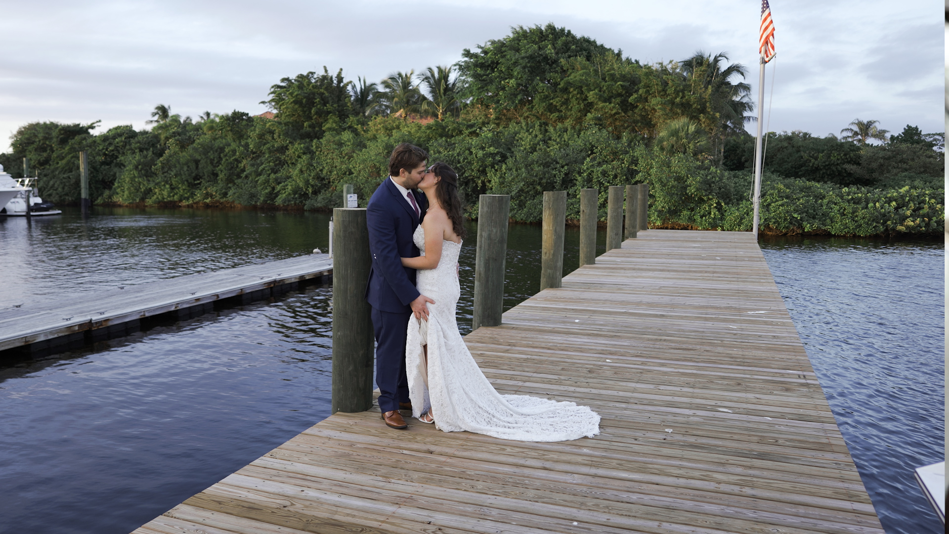Carl + Kaitlin | Jupiter, Florida | Out of the Blue Waterfront Weddings & Events