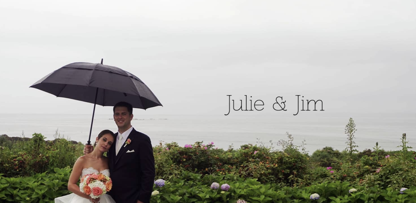 Julie + Jim | Kennebunkport, Maine | The Colony Hotel
