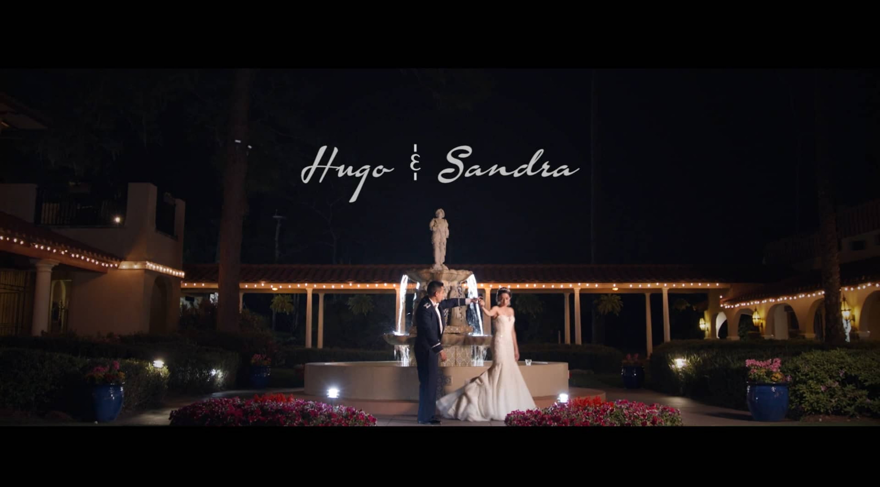 Hugo + Sandra | Howey-in-the-Hills, Florida | Mission Inn Resort & Club