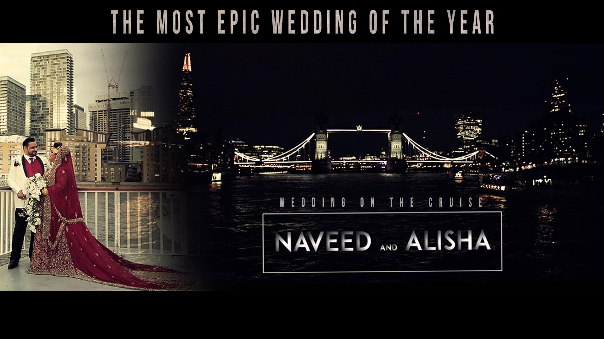 Alisha + Naveed | London, United Kingdom | Dixy Queen