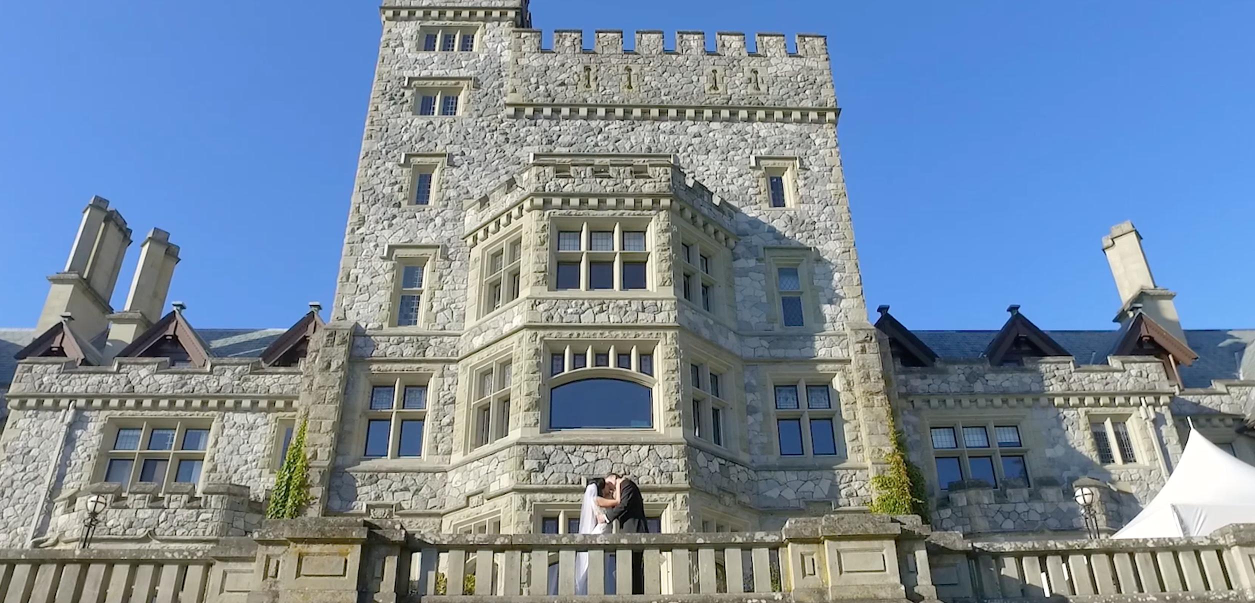 Jade + Joe | Victoria, Canada | Hatley Castle