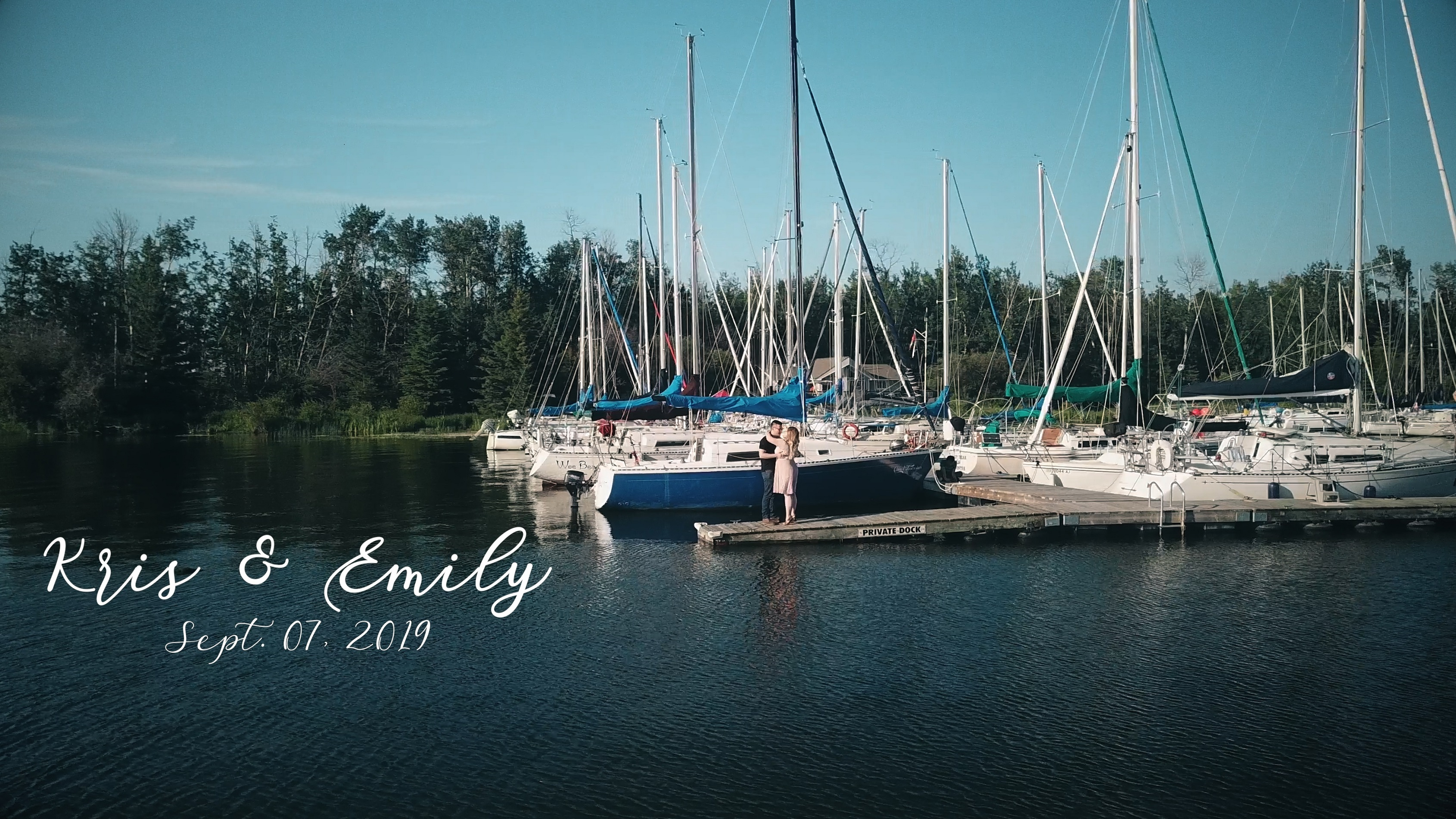 Kris + Emily | Edmonton, Canada | McKerney Community Hall