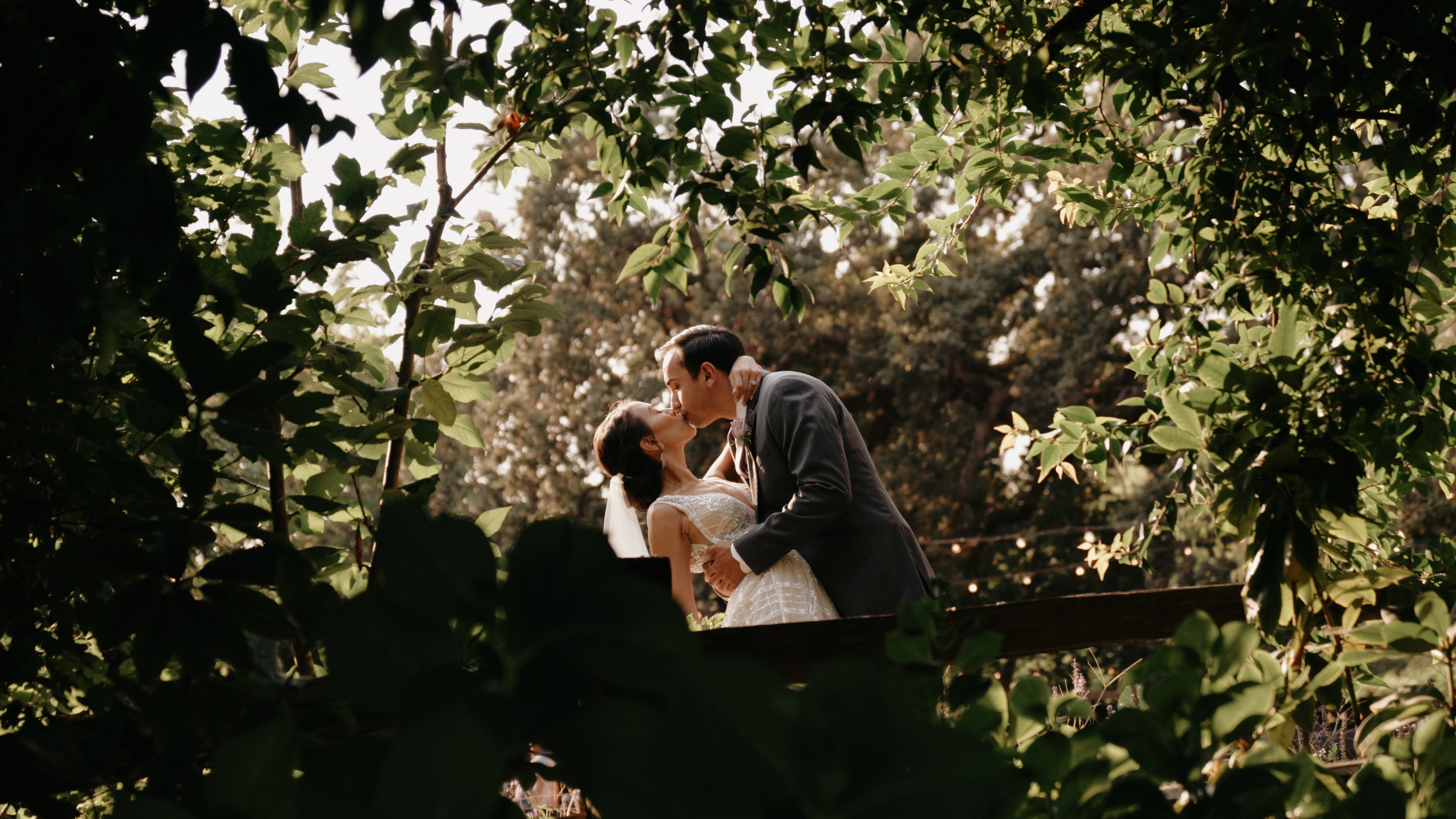 Sunnie + Glenn | Saint Helena, California | V. Sattui Winery