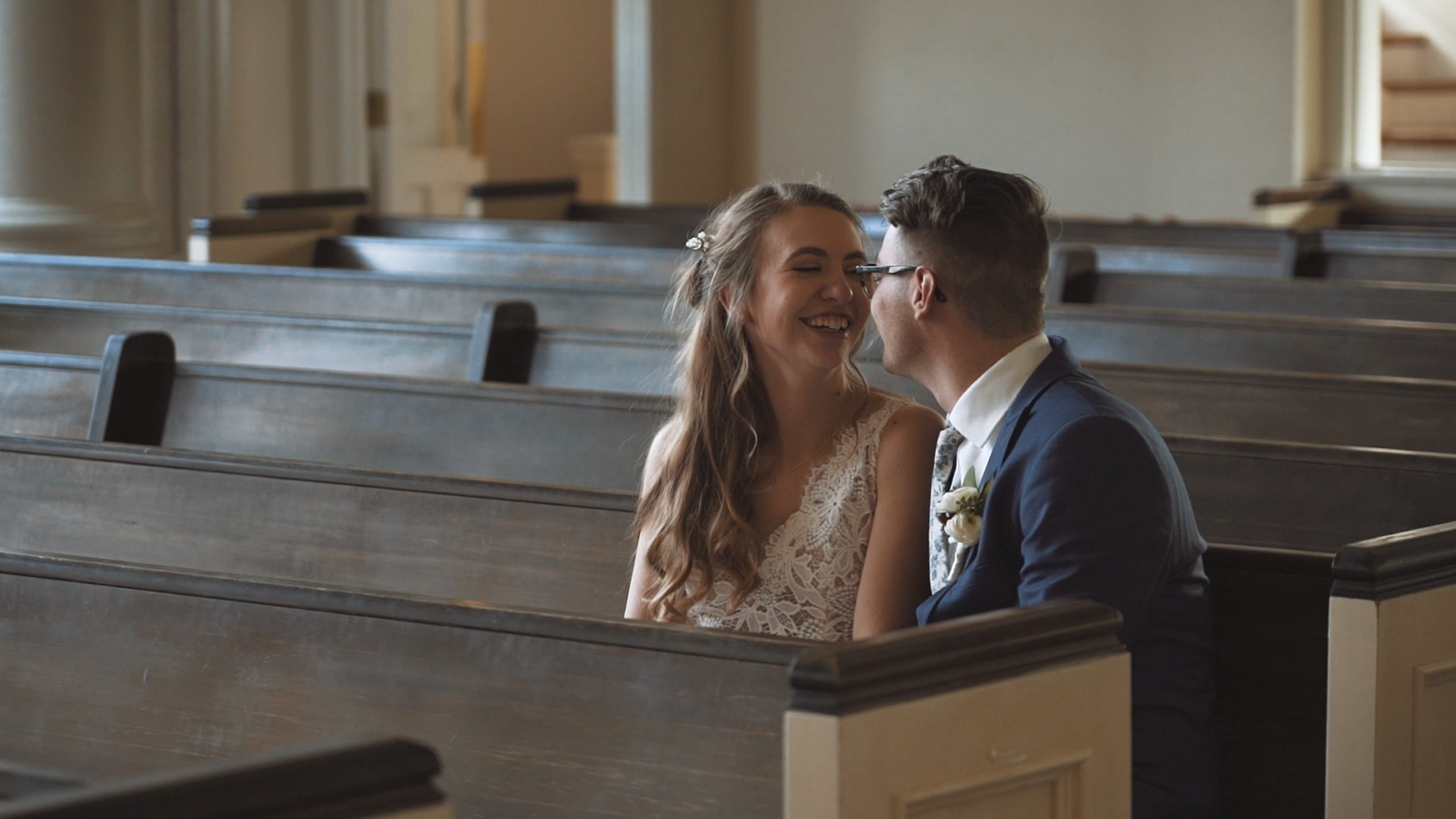 Carlie + Caleb | Denver, Colorado | Park Church