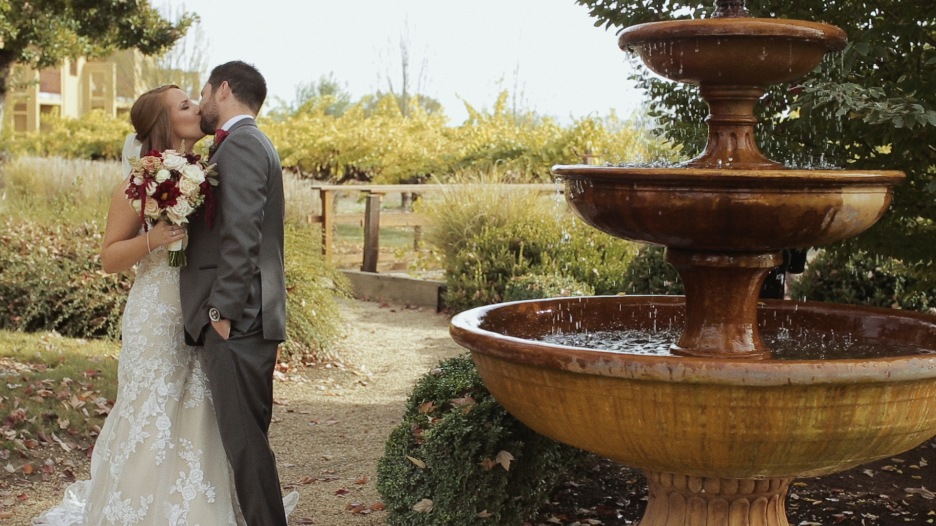 Kate + Brian | Santa Rosa, California | Vintners Inn
