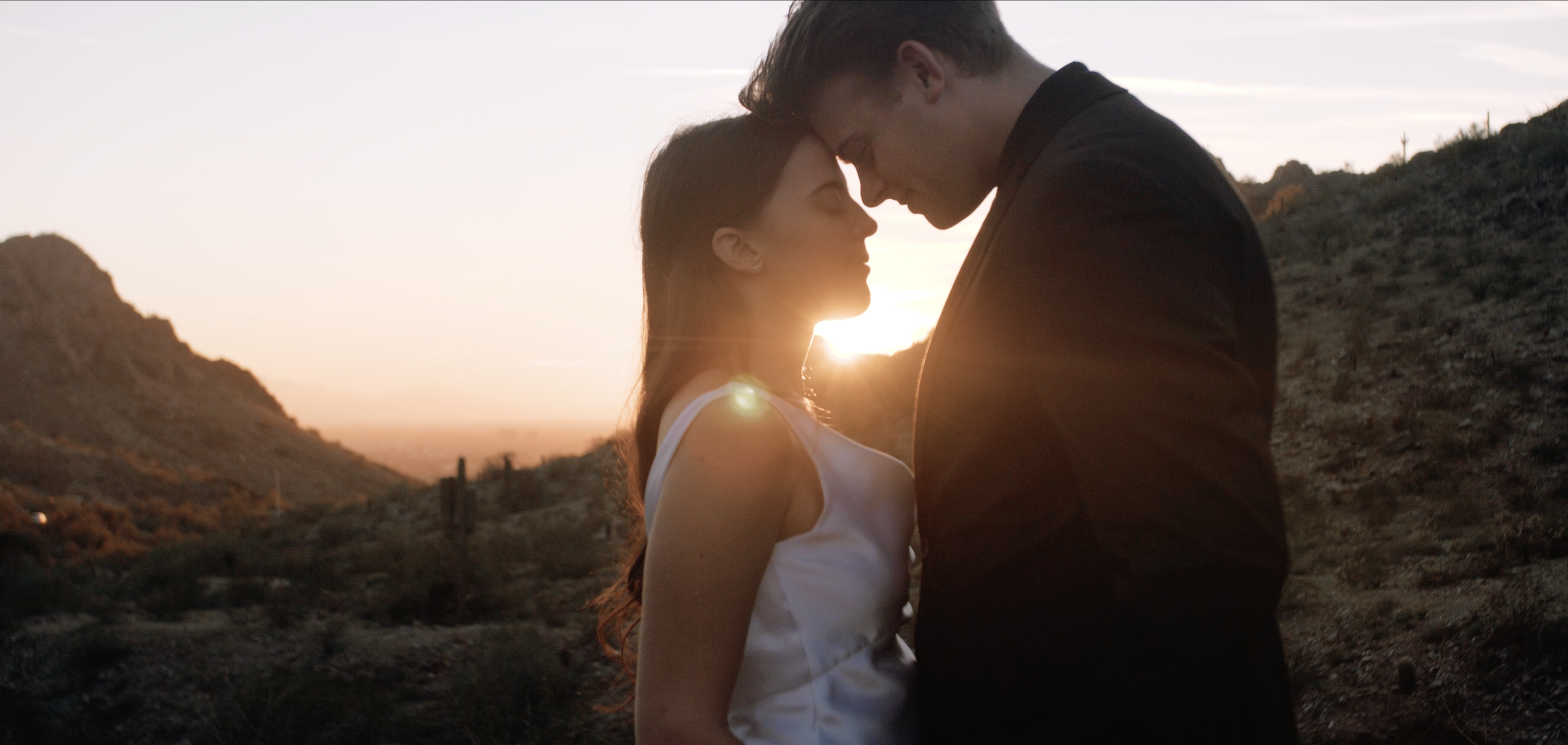 Cayleigh + Gabe | Paradise Valley, Arizona | a family home