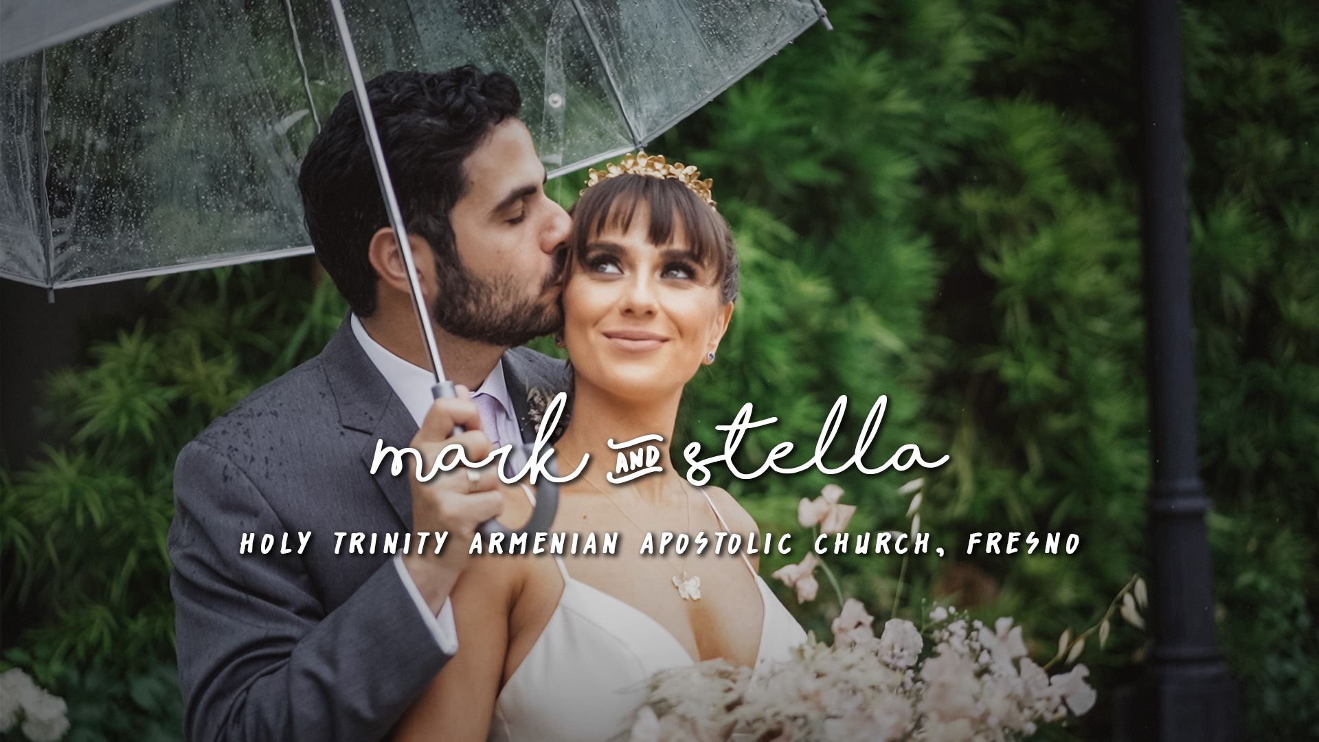 Stella + Mark | Fresno, California | Holy Trinity Armenian Apostolic Church