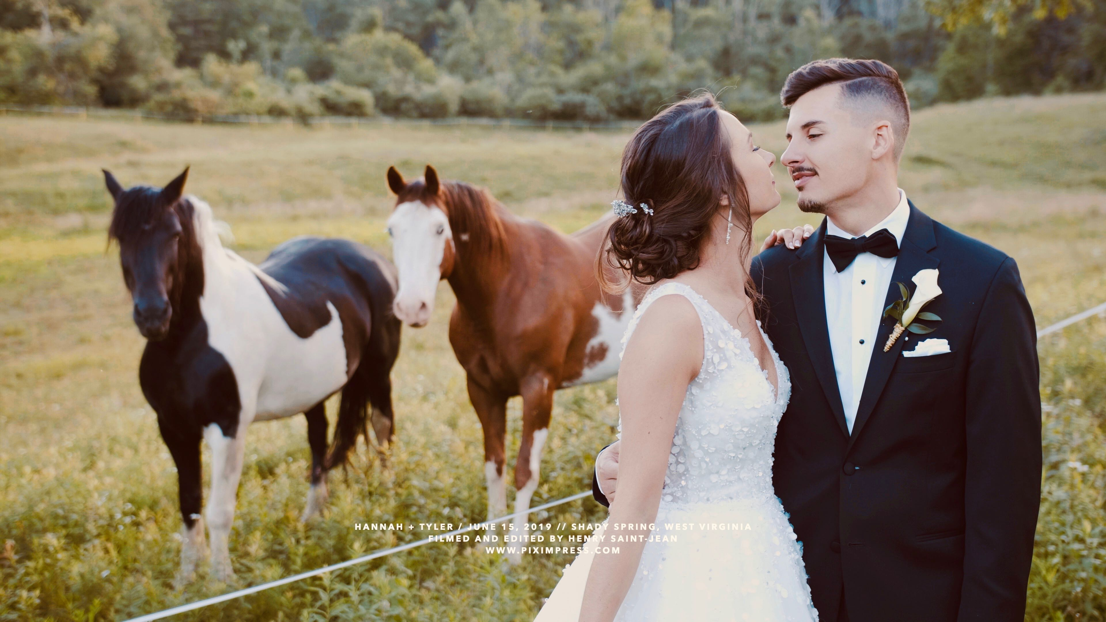 Hannah + Tyler | Shady Spring, West Virginia | Mia Bella Grand