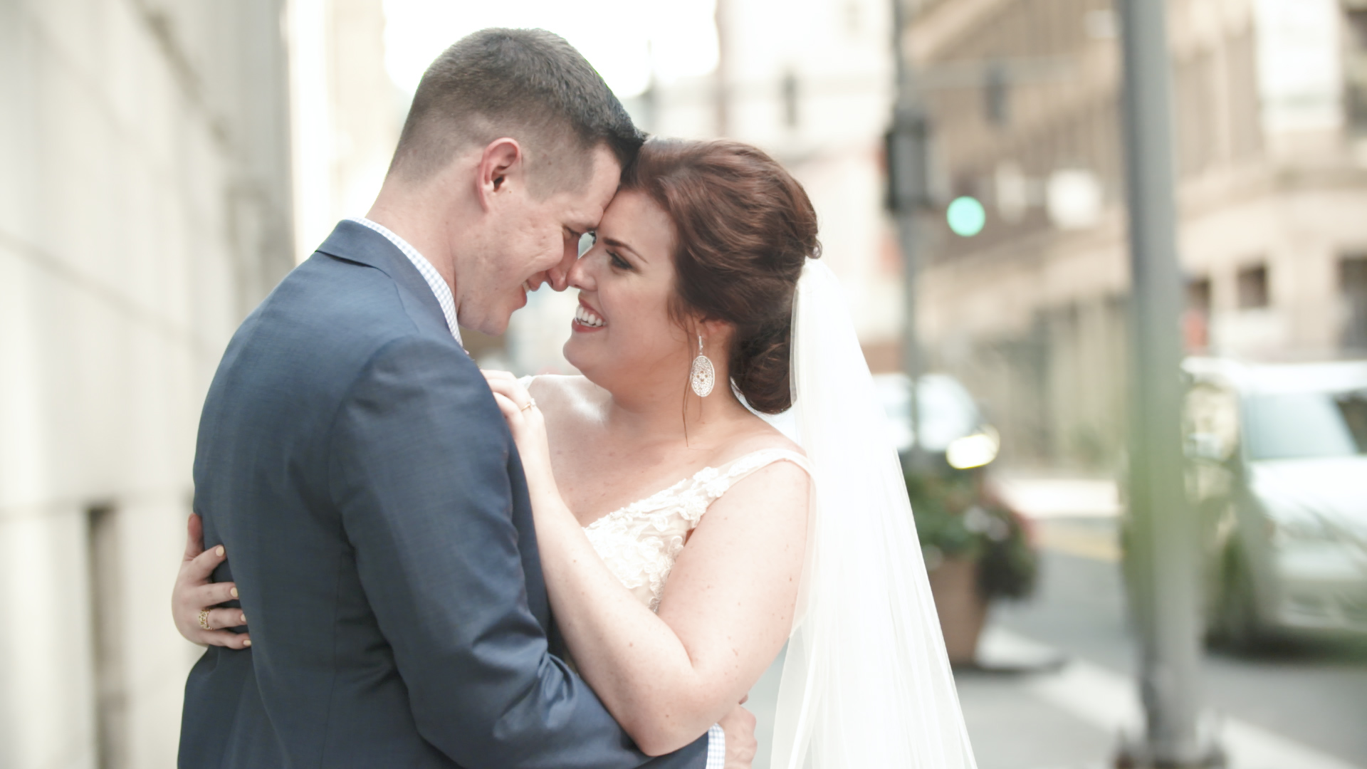 Alex + Scott | Pittsburgh, Pennsylvania | Hotel Monaco