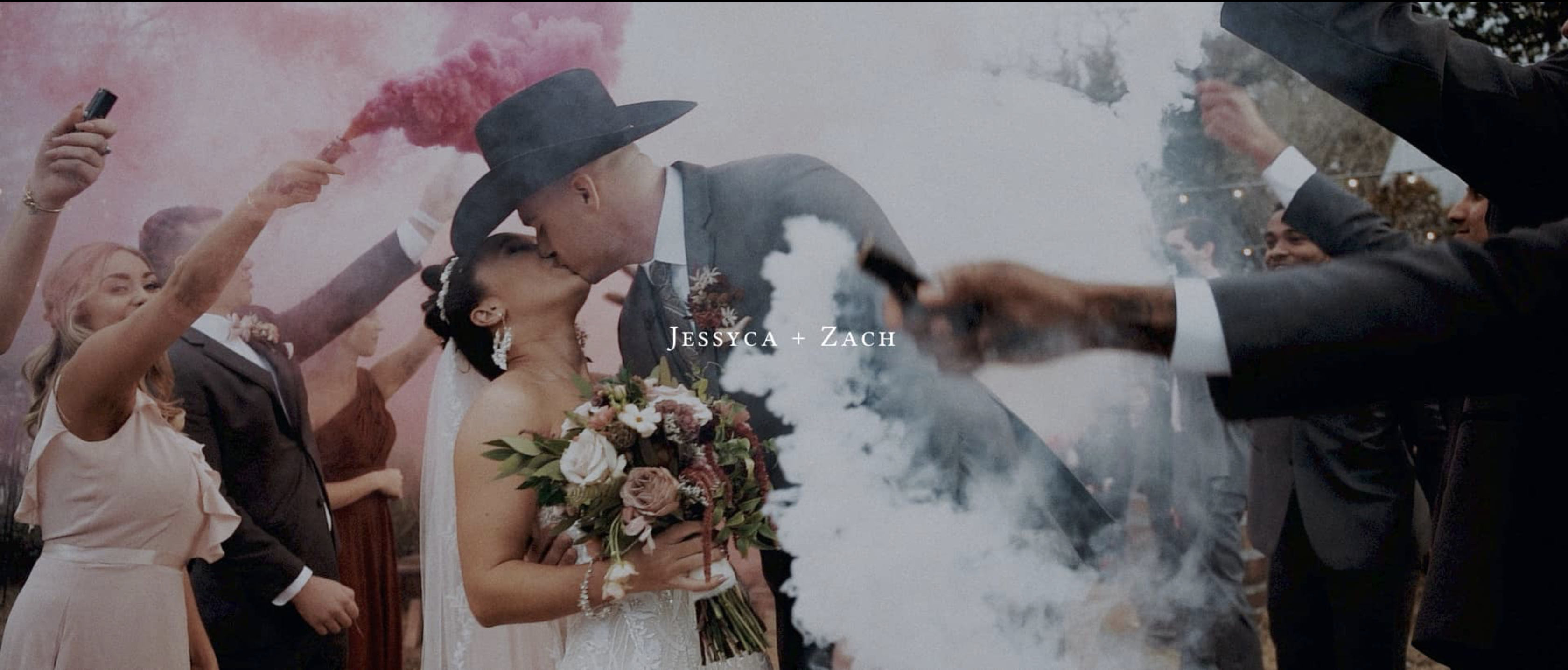 Jessyca + Zach | League City, Texas | butlers courtard