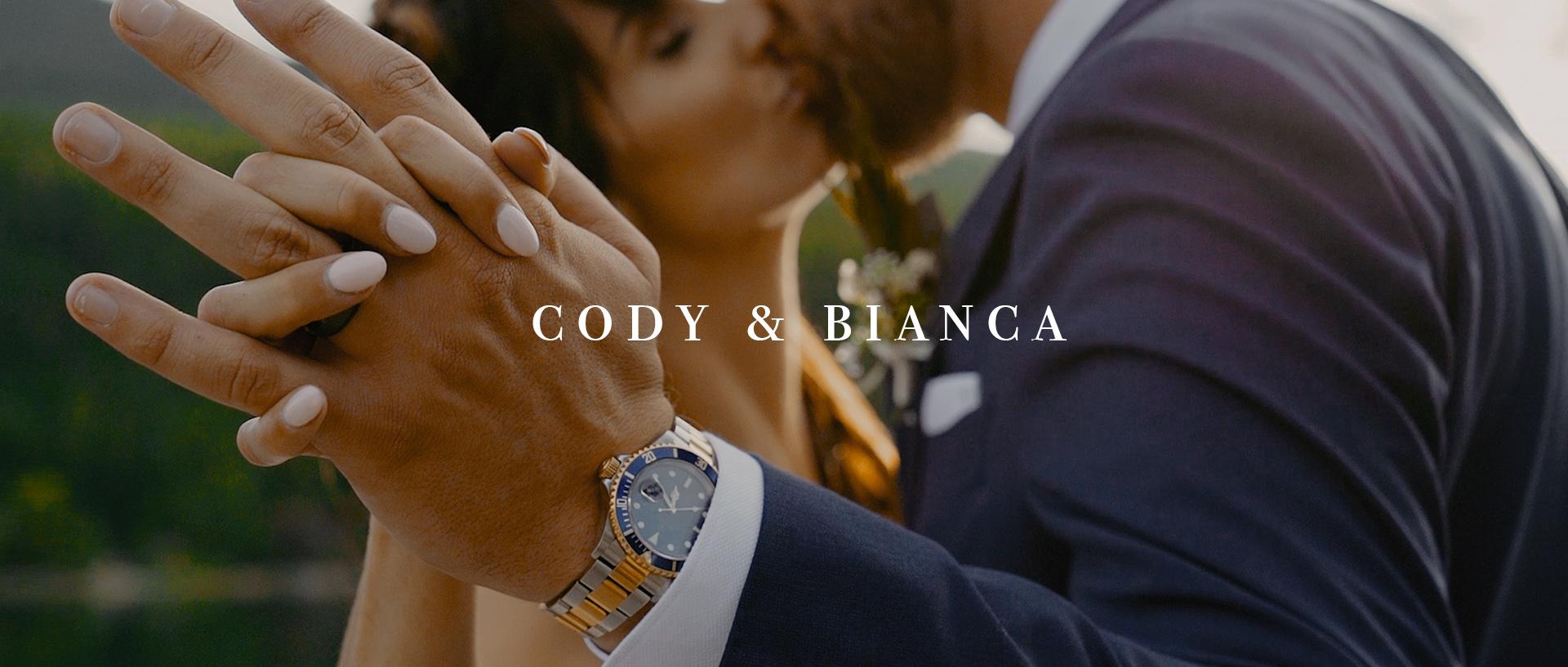 Cody + Bianca | Kalispell, Montana | Backyard