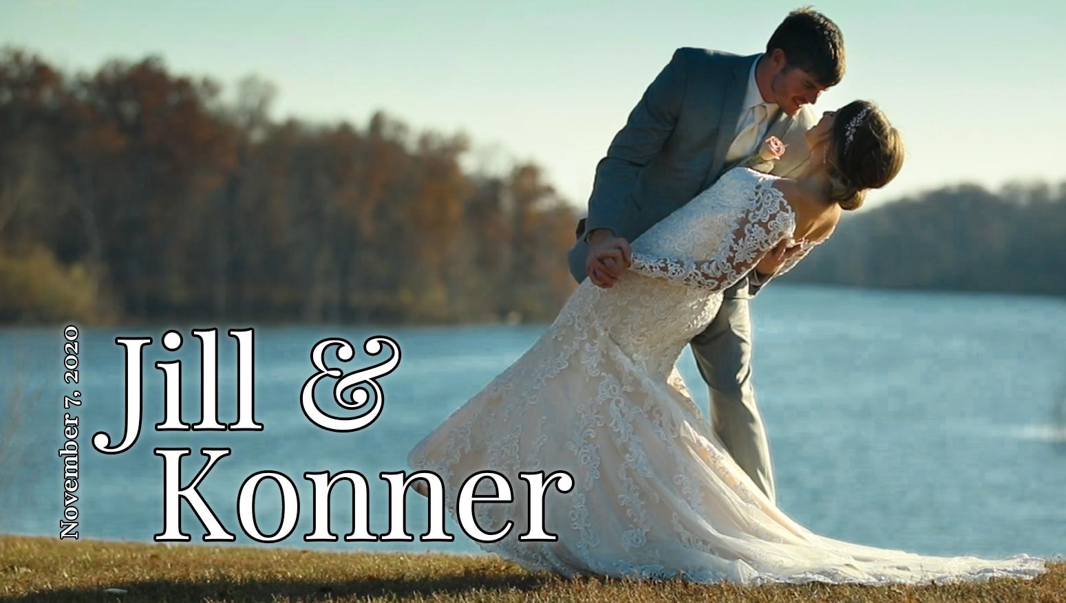 Jill + Konner | Beardstown, Illinois | The Roundhouse