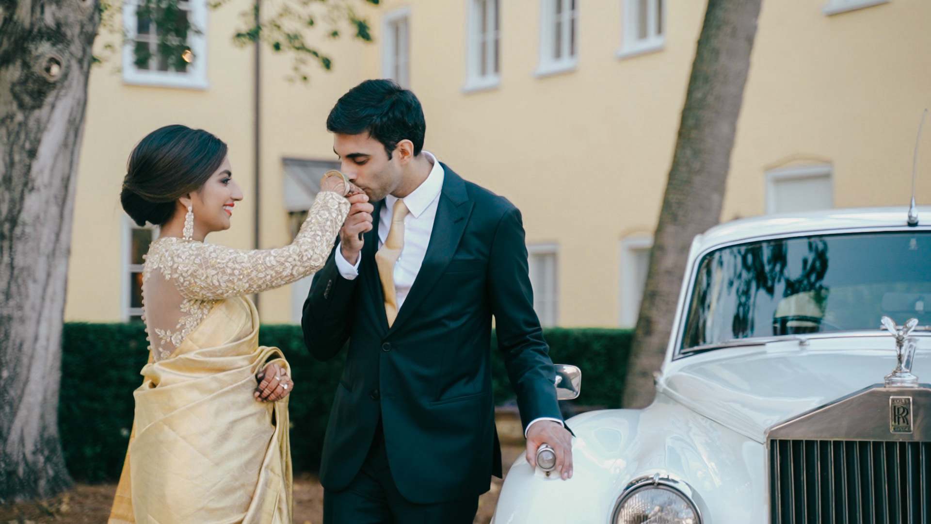 Shilpa + Keshav | Charleston, South Carolina | Middleton Place