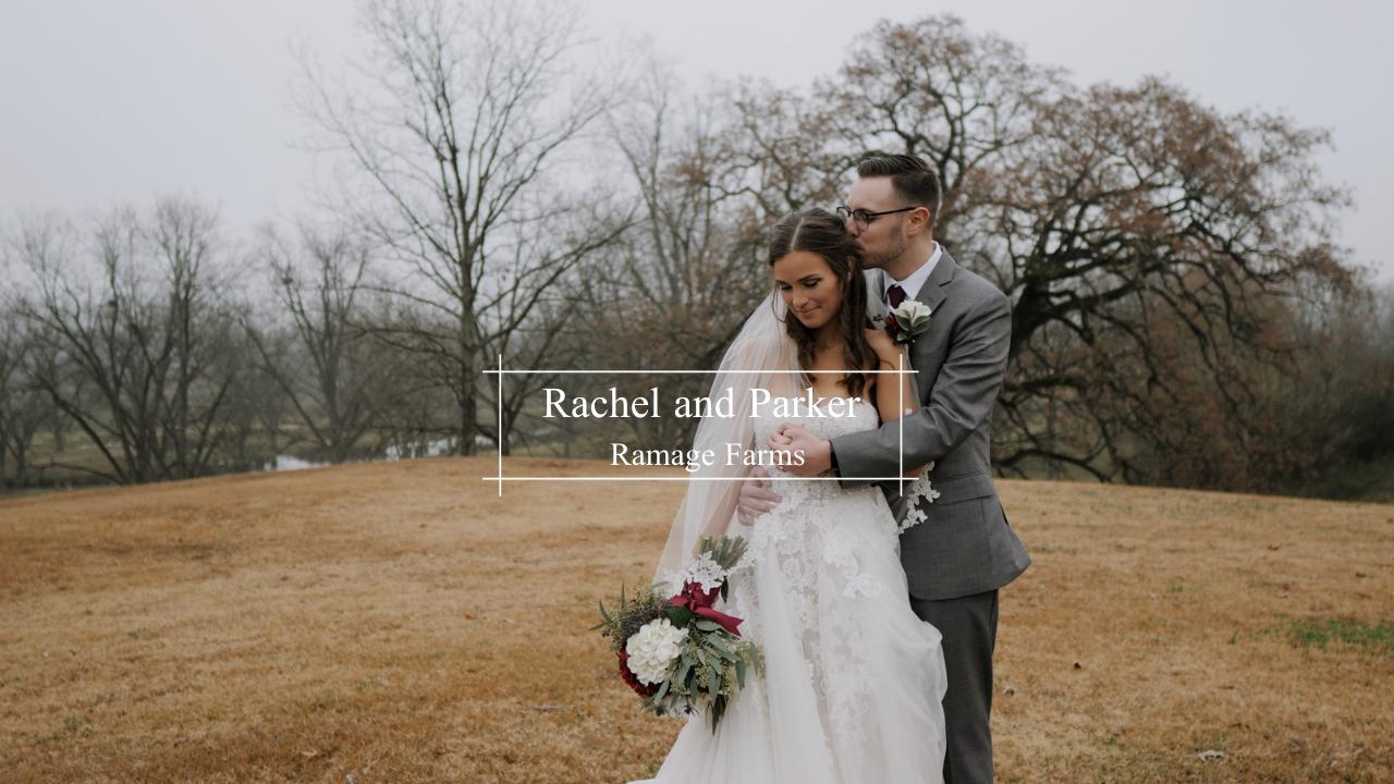 Rachel + Parker | Hooks, Texas | Ramage Farm