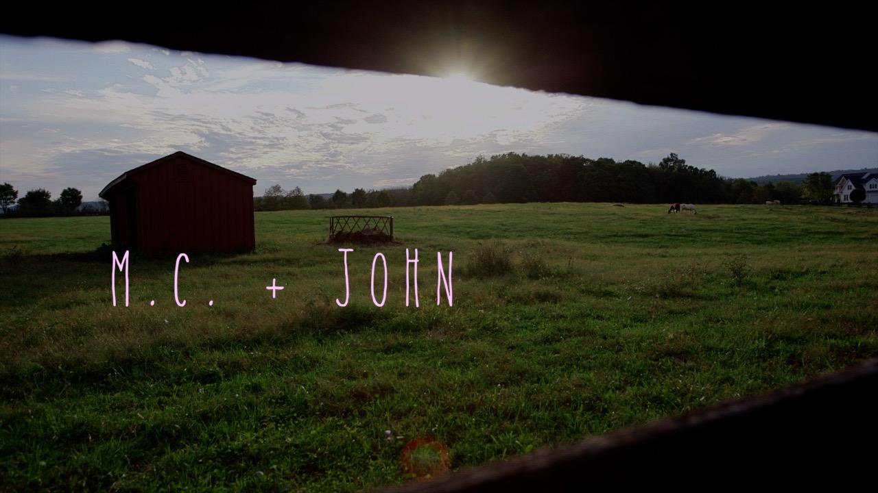 MC + John | Leesburg, Virginia | Faith Like A Mustard Seed Farm